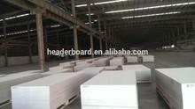 Ce certification decorative 6mm fiber cement board