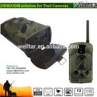 GPRS/GSM/MMS/SMS Security SPY Scouting Camera PIR Sensor Alarm System