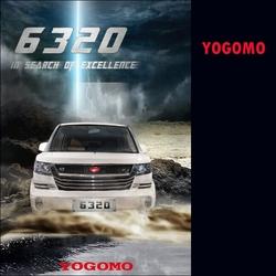 YOGOMO 2015 NEW MODEL 7 SEATS MPV passenger car