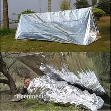 Out door Emergancy blanket Rescue thermal blanket