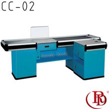 calculator cheap salon cashier table/desk/checkout glass cash counter