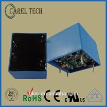 CE, ROHS approved PCB mounted 120V ac 12V dc transformer
