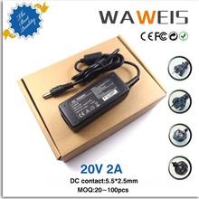 High quality ac adaptor 20V 2A For Lenovo IdeaPad U260 U310 ADP-40NH B PA-1400-12 Brand New