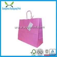 Wholesale Hot Sale Machine Made Paper Bag