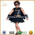 Meninas halloween traje festa roupa de morcego- mulher de roupas infantis por atacado