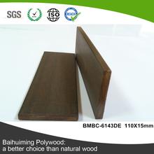 Great Waterproof and Long Lifetime Plastic Wood Pergola