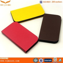 oem leather phone case for samsung galaxy s6 accessories manufacture
