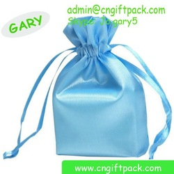 Small satin gift souvenir bag good supplier