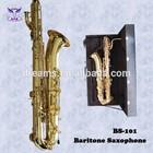 From China's shandong province baritone sax