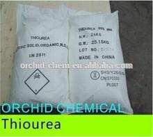 thiourea CAS#62-56-6 mining chemical