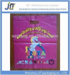 Wenzhou Manufacturer customized printing plastic shopping bag