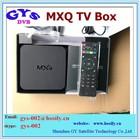Newest MXQ Amlogic S805 Android Tv Box Full Hd Media Player 1080p