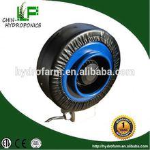 grow light hydroponics inline duct fan/hydroponic ventilation fan