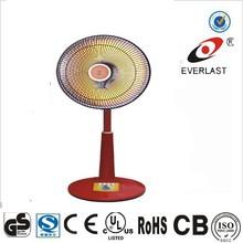 Vertical floor stand home electric high efficiency halogen sun heater