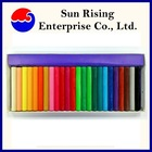 24pcs Oil Pastel by 11 x 70mm with normal quality