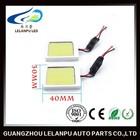 Festoon Car Light LED Panel White 48 Chips COB LED Reading Light Roof Light