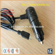 car usb adapter diagnostic computer for cars dc power plug