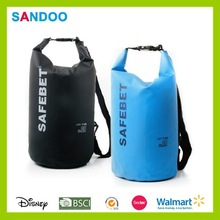 High quality outdoor PVC waterproof bag, waterproof sport bag