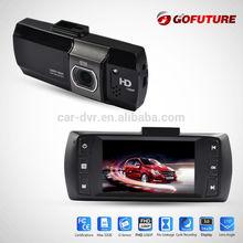 "2.7"" 170 G-sensor IR led night vision Parking control HDMI motion detection full 1080p CE FCC ROHS car camera motion sensor"