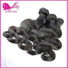 Grade 7a virgin hair,human hair weft, raw unprocessed hair weft brazilian virgin hair