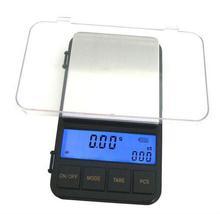 Plastic Button 0.01g Digital Pocket Waterproof Weighting Scale