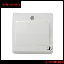 2014 Covert Camera Wall /hidden Wall Camera/covert Hidden Camera Wall Switch YZ020