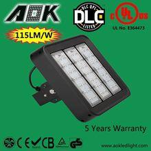 40-400W AOK IK10 Anti-Vibration LED Flood Light Led Replacement 500W Halogen