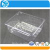 multipurpose plastic disposable frozen food tray plastic food blister tray