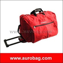 LB5266 cheap duffel bag with trolley