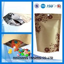 alibaba wholesales kraft paper bag for food