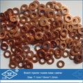 Iniettori base do bocal washer common rail bosch washer preço de China