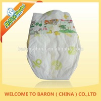 Useful new product super quality disposable printed adult baby diaper