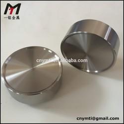 Gr1 titanium target