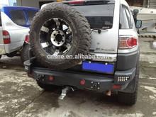 rear bumper for Toyota fj cruiser 07+