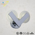 V shaped wall mounted decorative lighting small home decor LED wall lamp bracket light B30005-6W