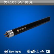 CFL Principle and Straight/PL/PL-L Shape Black-light Blue ( 365nm UV black lamp BLB) fluorescent tube/lamp