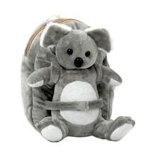 Wholesale Kids Plush Animal Koala Backpack