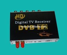 2014 Newest Mobile Digital Car DVB-T2 TV Receiver