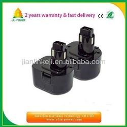 Dewalt 12v ni-mh battery with DE9074, DE9075, DW9071, DW9072