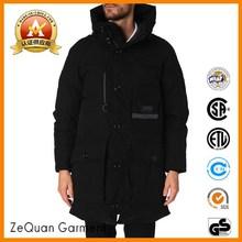China supplier clothing long winter parka cheap mens designer winter coats for men