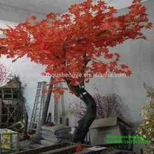 sjh010740ถูกทำให้ต้นไม้เทียมต้นไม้เทียมต้นไม้เมเปิ้ลจีน