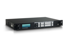 User defined led video scaler