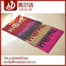 Fashion custom promotional pvc mat --Best price!!!