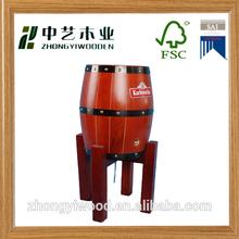 FSC &SA8000 wooden wine on sale 30l 50 l