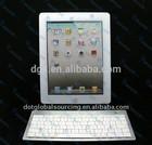 Wholesale Mini Aluminum Bluetooth Wireless Silver & White Smart Phone Tablet PC Keyboard