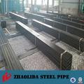 Mejor precio precisión estructural rectángulo de tubos de acero