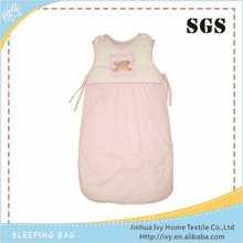 New style comfortable Baby sleeping bag baby embroidered sleeping bag