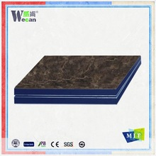 Changzhou wall design decoration material marble acp acm