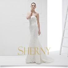 Sherny Bridals 2015 New Fashion Design Description Of Wedding Dress