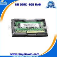 promotion price scrap ram ddr3 4gb memory laptop